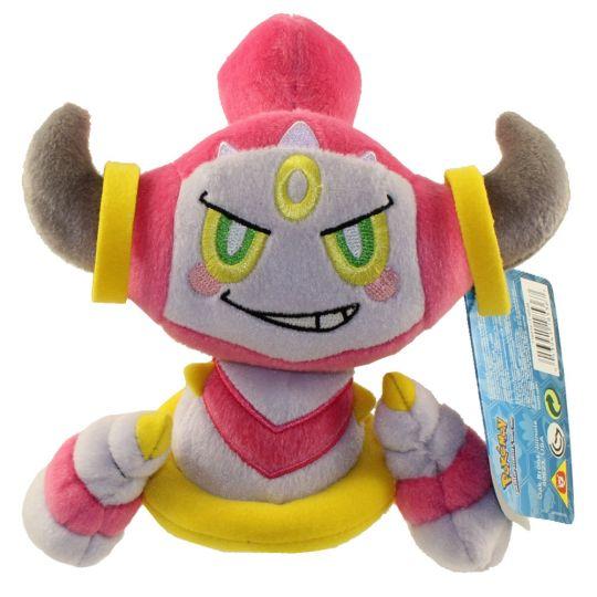 pokemon tomy plush hoopa confined 8 inch bbtoystore com toys