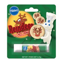 Boston America - Pillsbury Lip Balm - REINDEER (Sugar Cookie)