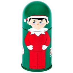Boston America - Candy Tin - Elf of the Shelf - MERRY BERRY STOCKINGS