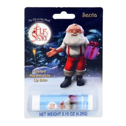 Boston America - An Elf Story Lip Balm - SANTA (Toasted Marshmallow)