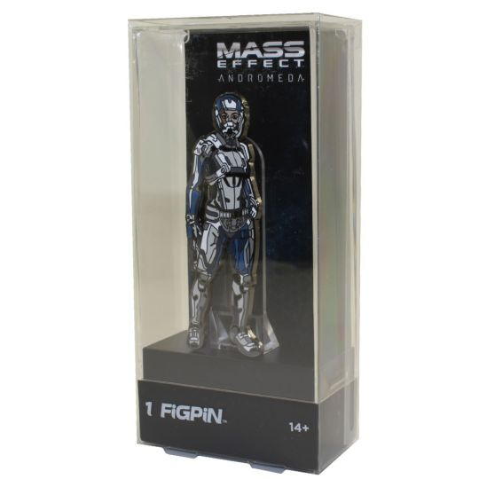 CMD Collectibles FiGPiN - Mass Effect: Andromeda - SARA RYDER (3 inch)