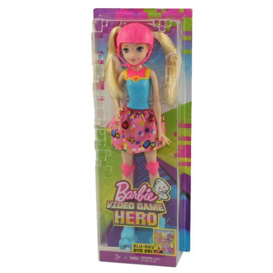 Mattel Barbie Doll Video Game Hero