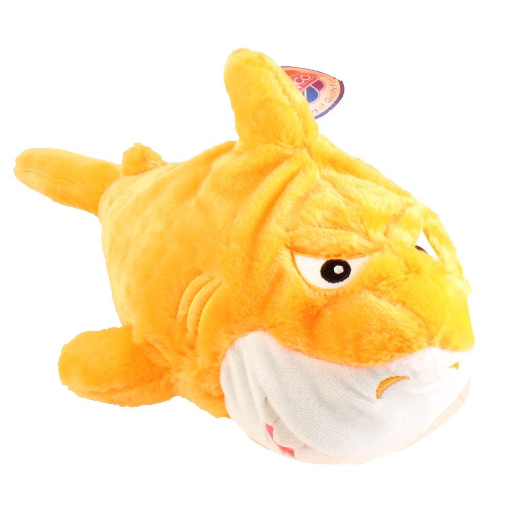 Generic Plush Sea Life Shark Orange 22 Inch