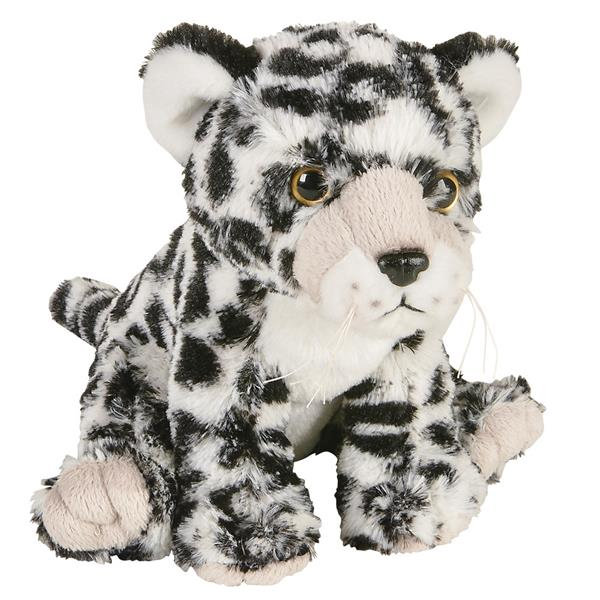 New Large Ark Toys Baby Snow Leopard Soft Cuddly Toy Stuffed Teddy