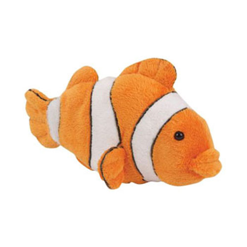 Adventure planet plush clown fish 8 inch bbtoystore for Fish stuffed animals