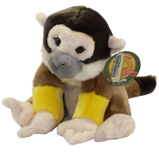 Adventure Planet Plush Heirloom Collection Buttersoft Squirrel