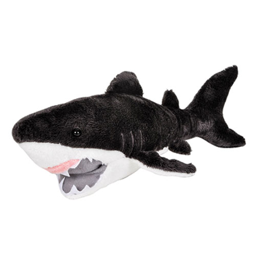 Adventure Planet Plush Pal Great White Shark 11 Inch Bbtoystore