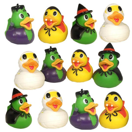 rhode island novelty rubber ducks halloween costume ducks 1 dozen