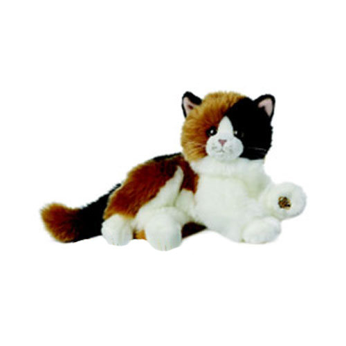 Webkinz Virtual Pet Plush Signature Series Calico Cat