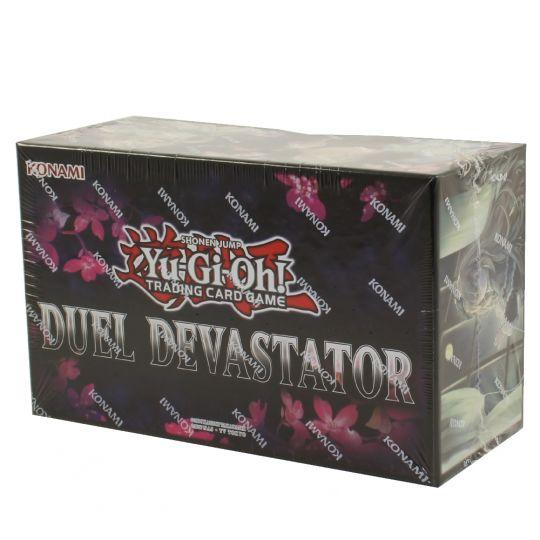 YU-GI-OH Duel Devastator Empty Box