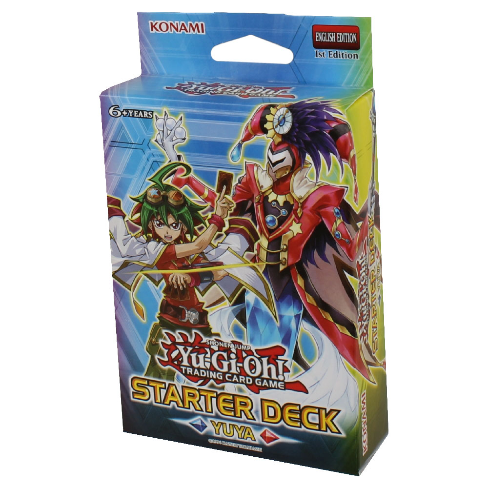 Yu Gi Oh Cards Structure Deck Yuya Bbtoystore Com Toys Plush Trading Cards Action