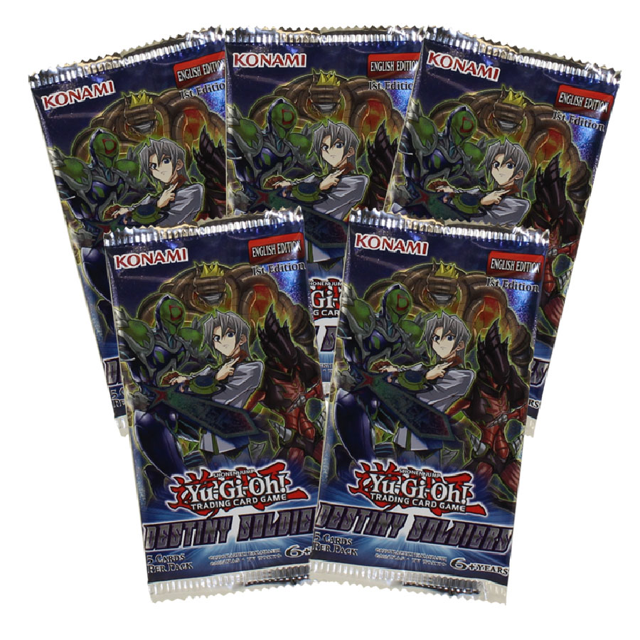 Booster Packs (5 Pack